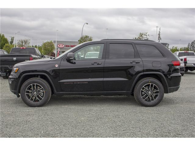 2018 Jeep Grand Cherokee Trailhawk (Stk: J410232) in Abbotsford - Image 4 of 24