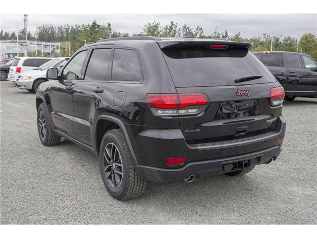 2018 Jeep Grand Cherokee Trailhawk (Stk: J410232) in Abbotsford - Image 5 of 24