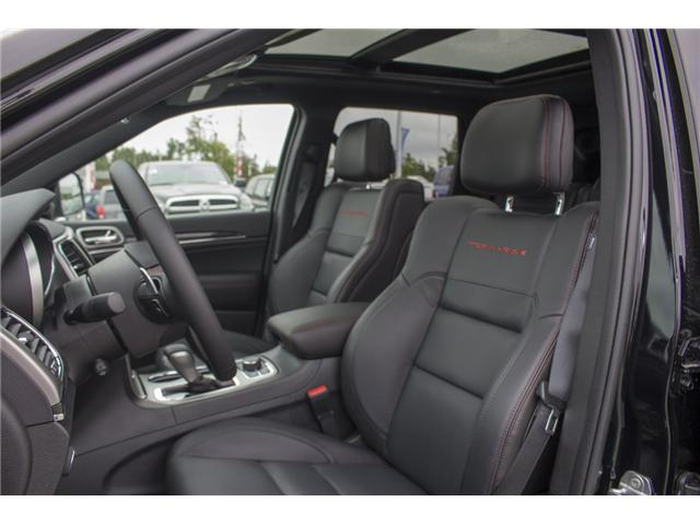 2018 Jeep Grand Cherokee Trailhawk (Stk: J396494) in Abbotsford - Image 11 of 26