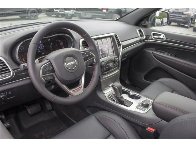 2018 Jeep Grand Cherokee Trailhawk (Stk: J396494) in Abbotsford - Image 12 of 26
