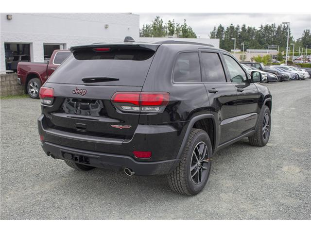 2018 Jeep Grand Cherokee Trailhawk (Stk: J410232) in Abbotsford - Image 7 of 24