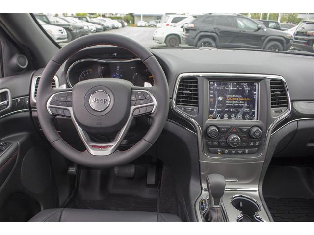 2018 Jeep Grand Cherokee Trailhawk (Stk: J396494) in Abbotsford - Image 14 of 26
