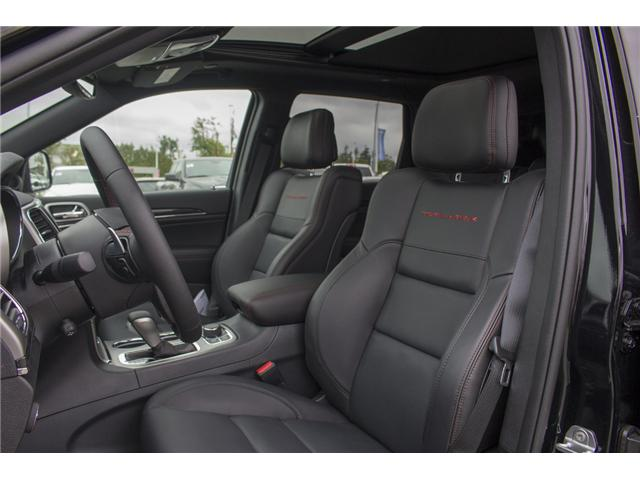 2018 Jeep Grand Cherokee Trailhawk (Stk: J410232) in Abbotsford - Image 11 of 24