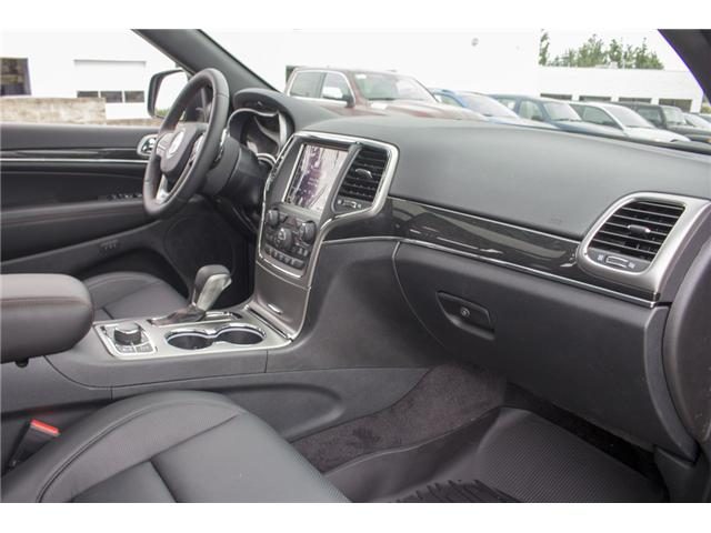 2018 Jeep Grand Cherokee Trailhawk (Stk: J396494) in Abbotsford - Image 17 of 26