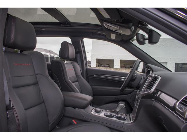 2018 Jeep Grand Cherokee Trailhawk (Stk: J396494) in Abbotsford - Image 18 of 26