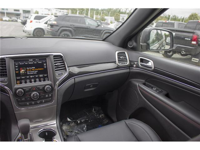 2018 Jeep Grand Cherokee Trailhawk (Stk: J410232) in Abbotsford - Image 15 of 24