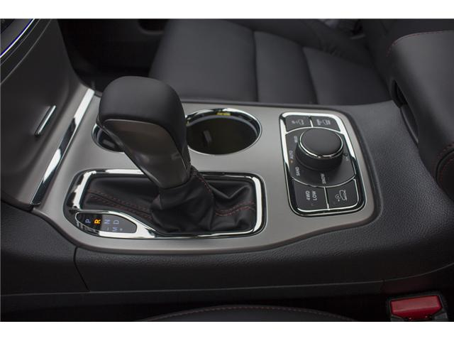 2018 Jeep Grand Cherokee Trailhawk (Stk: J410232) in Abbotsford - Image 22 of 24