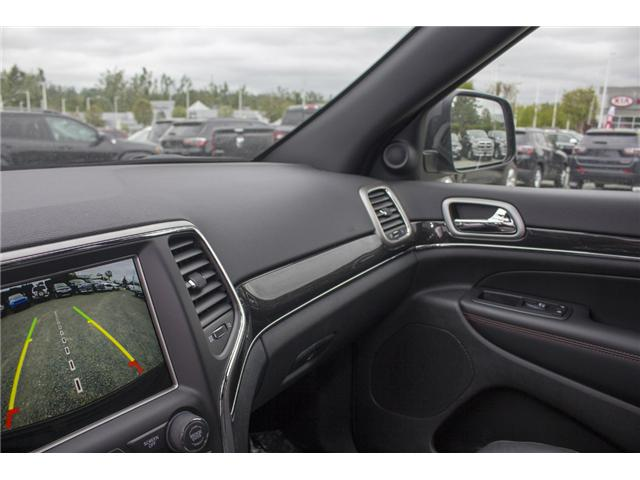2018 Jeep Grand Cherokee Trailhawk (Stk: J410232) in Abbotsford - Image 23 of 24