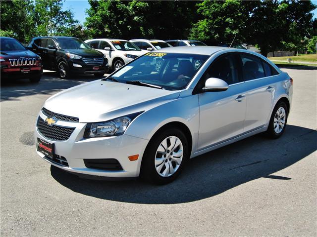 2014 Chevrolet Cruze 1LT (Stk: 1352) in Orangeville - Image 2 of 19