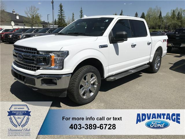 2018 Ford F-150 XLT (Stk: J-557) in Calgary - Image 1 of 5