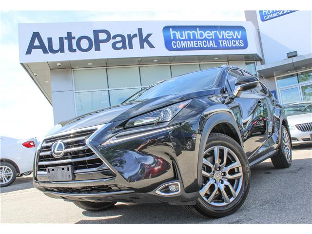 2016 Lexus NX 200t Base (Stk: AP2539A) in Mississauga - Image 1 of 30