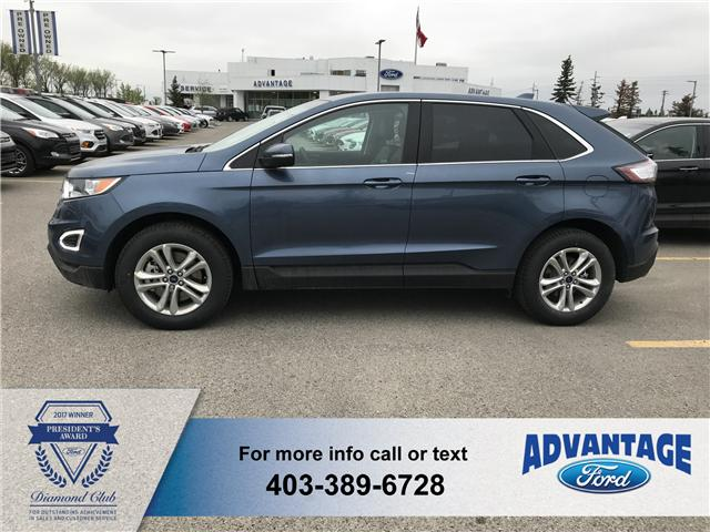 2018 Ford Edge Titanium (Stk: J-822) in Calgary - Image 2 of 5