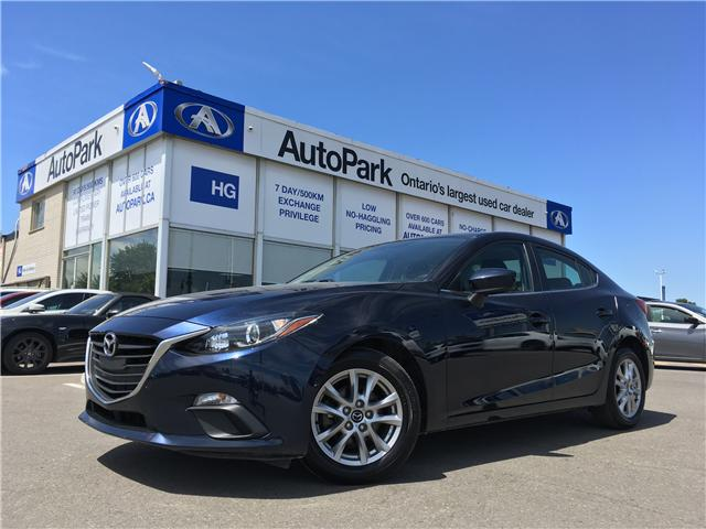 2014 Mazda Mazda3 GS-SKY (Stk: 14-07255) in Brampton - Image 1 of 25
