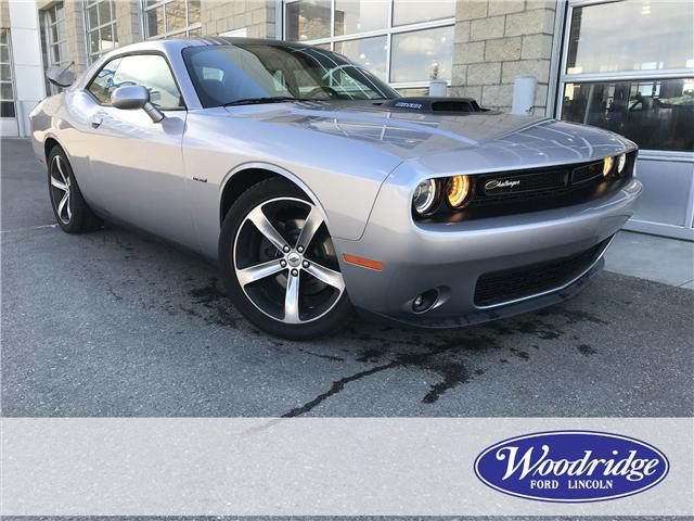 2017 Dodge Challenger R/T (Stk: J-2448A) in Calgary - Image 2 of 21