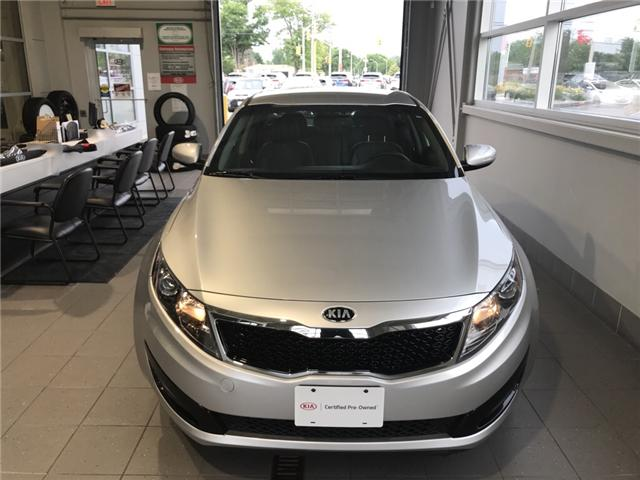 2013 Kia Optima EX (Stk: K18160A) in Windsor - Image 2 of 12
