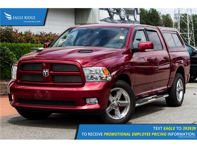 2011 Dodge Ram 1500 Sport (Stk: 119395) in Coquitlam - Image 1 of 15