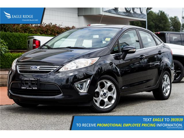 2011 Ford Fiesta SEL (Stk: 118245) in Coquitlam - Image 1 of 15