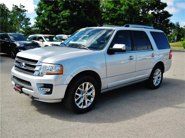2017 Ford Expedition Limited (Stk: 1356) in Orangeville - Image 2 of 24