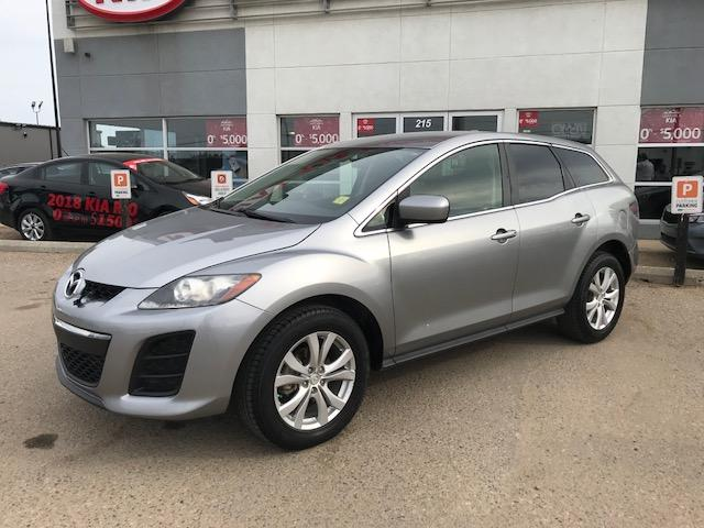 2011 Mazda CX-7 GS Low Mileage, Trade In, JUST ARRIVED for sale in