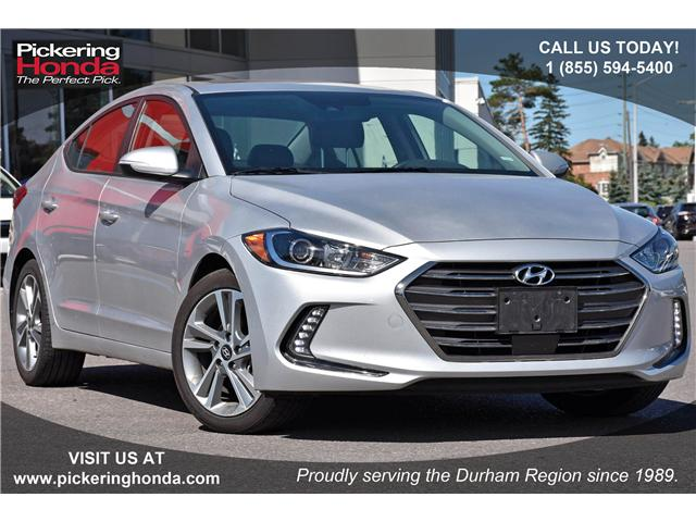 2018 Hyundai Elantra GLS (Stk: PR1070) in Pickering - Image 1 of 24