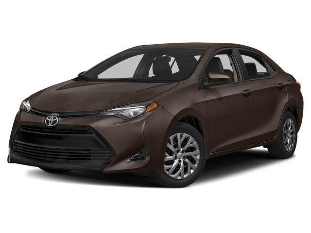 2018 Toyota Corolla LE (Stk: 8CR575) in Georgetown - Image 1 of 9