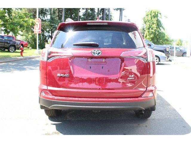 2018 Toyota RAV4 AWD (Stk: 11955) in Courtenay - Image 4 of 18