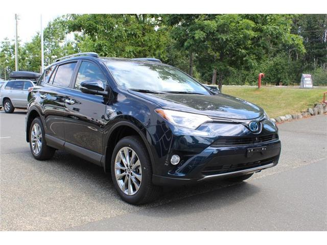 2018 Toyota RAV4 Hybrid  (Stk: 11954) in Courtenay - Image 1 of 28