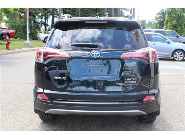 2018 Toyota RAV4 Hybrid  (Stk: 11954) in Courtenay - Image 4 of 28