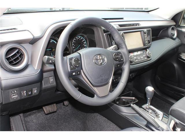 2018 Toyota RAV4 Hybrid  (Stk: 11954) in Courtenay - Image 9 of 28