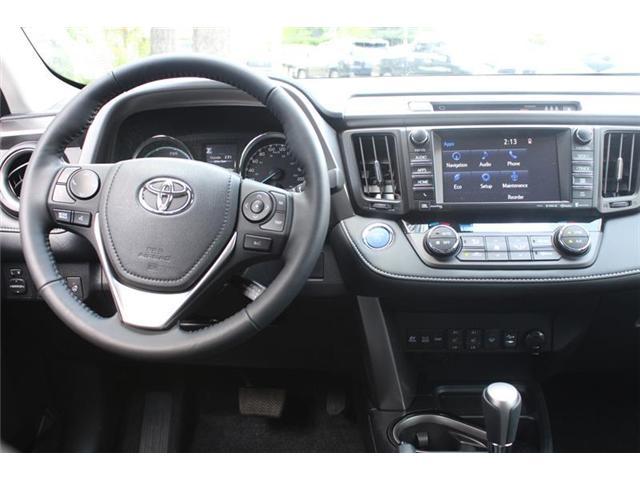 2018 Toyota RAV4 Hybrid  (Stk: 11954) in Courtenay - Image 11 of 28