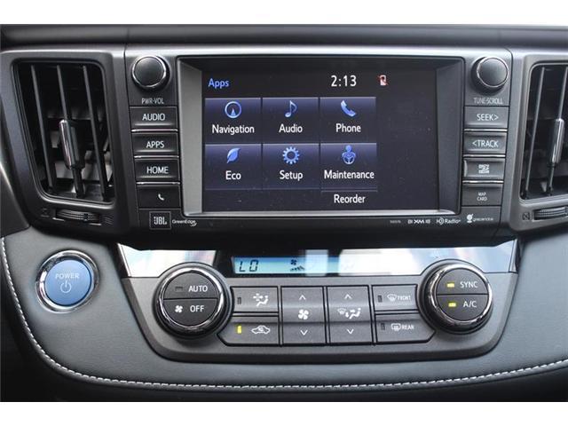 2018 Toyota RAV4 Hybrid  (Stk: 11954) in Courtenay - Image 12 of 28
