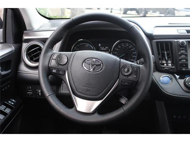 2018 Toyota RAV4 Hybrid  (Stk: 11954) in Courtenay - Image 17 of 28