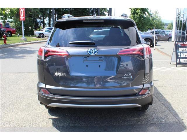 2018 Toyota RAV4 Hybrid  (Stk: 11946) in Courtenay - Image 4 of 21