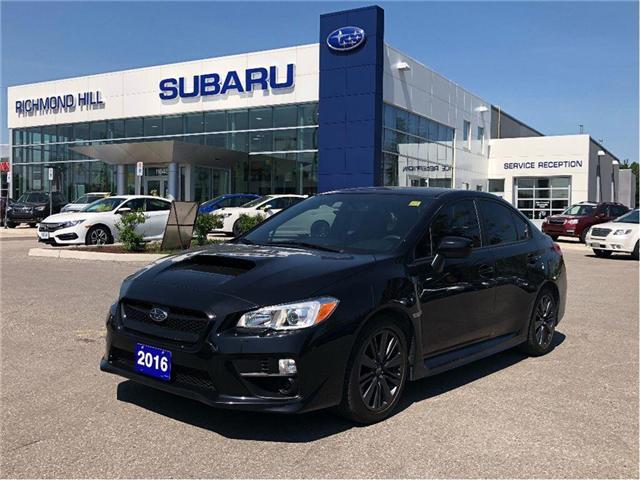 2016 Subaru WRX  (Stk: LP0146) in RICHMOND HILL - Image 1 of 18