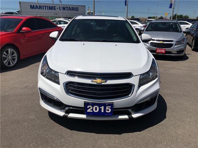 2015 Chevrolet Cruze - (Stk: PW17147) in BRAMPTON - Image 2 of 18
