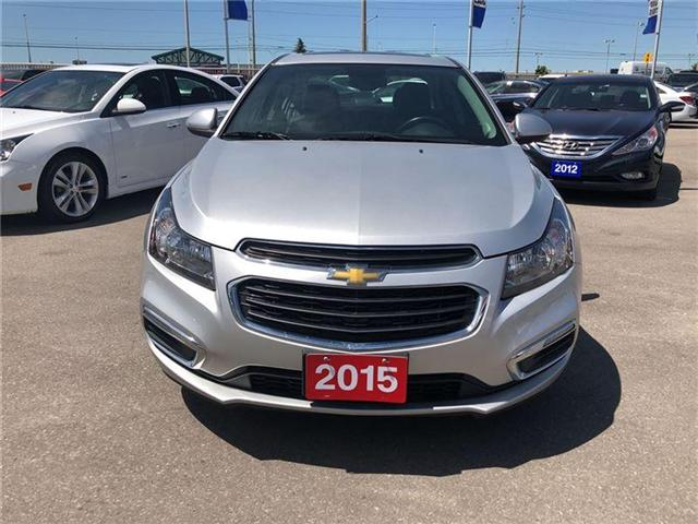 2015 Chevrolet Cruze - (Stk: PW17148) in BRAMPTON - Image 2 of 19