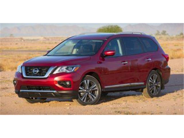 2018 Nissan Pathfinder Platinum (Stk: 18-361) in Kingston - Image 1 of 1