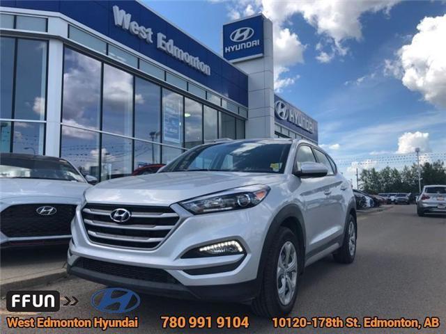 2018 Hyundai Tucson  (Stk: E4038) in Edmonton - Image 1 of 21