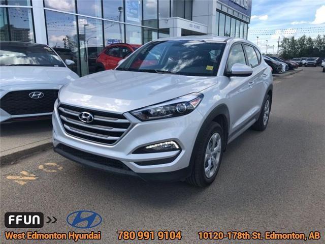 2018 Hyundai Tucson  (Stk: E4038) in Edmonton - Image 2 of 21