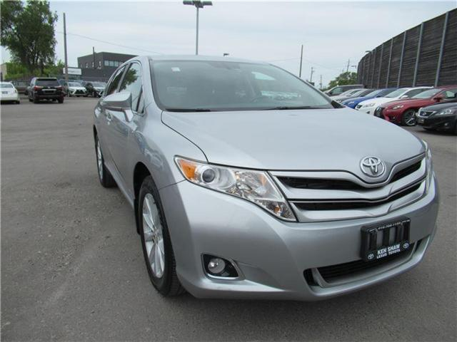 2015 Toyota Venza Base (Stk: 15366A) in Toronto - Image 1 of 13