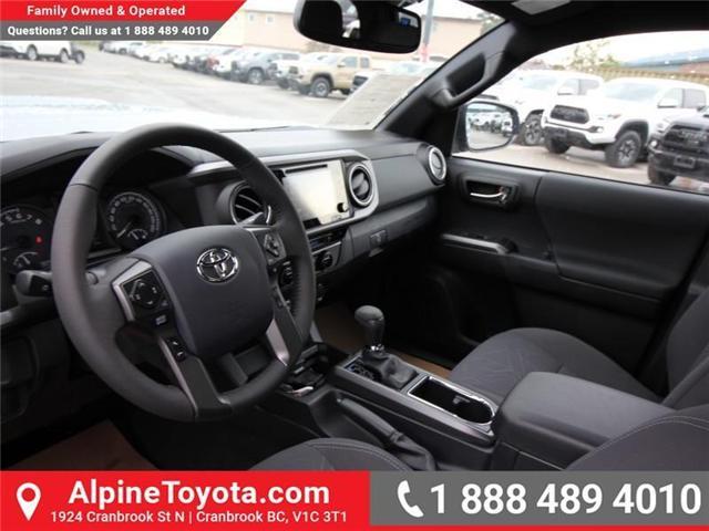 2018 Toyota Tacoma SR5 (Stk: X035886) in Cranbrook - Image 8 of 16