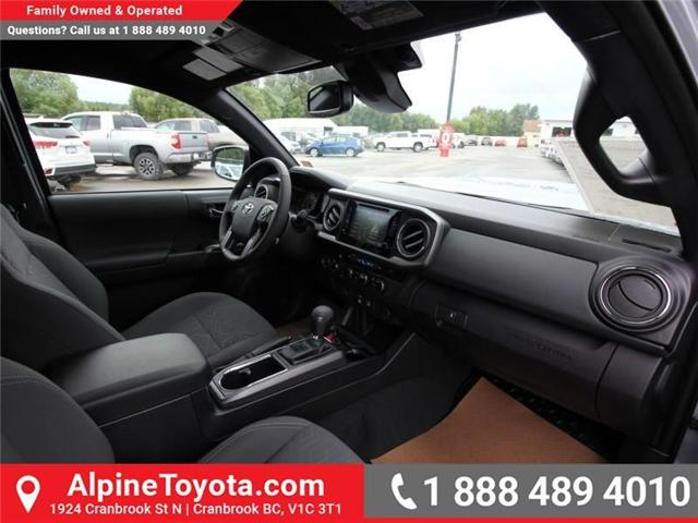 2018 Toyota Tacoma SR5 (Stk: X035886) in Cranbrook - Image 10 of 16