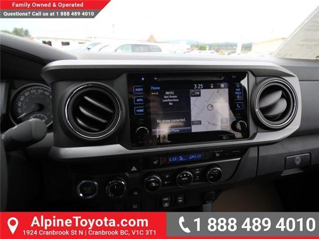 2018 Toyota Tacoma SR5 (Stk: X035886) in Cranbrook - Image 12 of 16