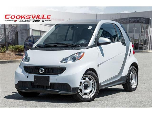 2015 Smart Fortwo Pure (Stk: 7649P) in Mississauga - Image 1 of 17