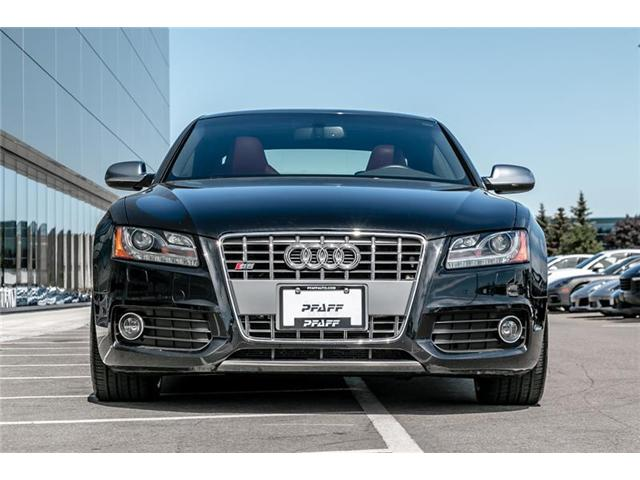 2010 Audi S5 4.2 6sp man qtro Cpe (Stk: P12445AA) in Vaughan - Image 2 of 22