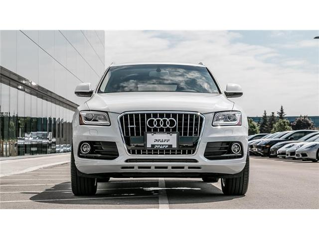 2017 Audi Q5 3.0T Technik quattro 8sp Tiptronic (Stk: U7143A) in Vaughan - Image 2 of 22