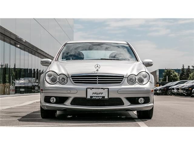 2005 Mercedes-Benz C55 AMG Sedan (Stk: U7183) in Vaughan - Image 2 of 16