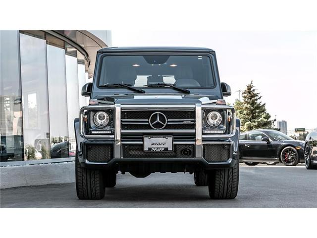 2017 Mercedes-Benz G63 AMG SUV (Stk: U7170A) in Vaughan - Image 2 of 21