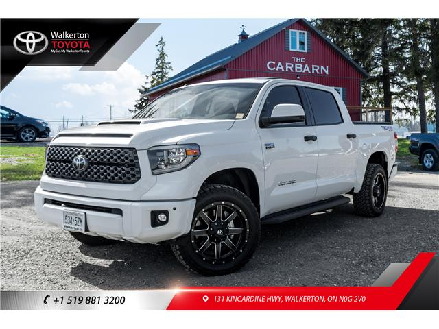 2018 Toyota Tundra SR5 Plus 5.7L V8 (Stk: 18217) in Walkerton - Image 1 of 24