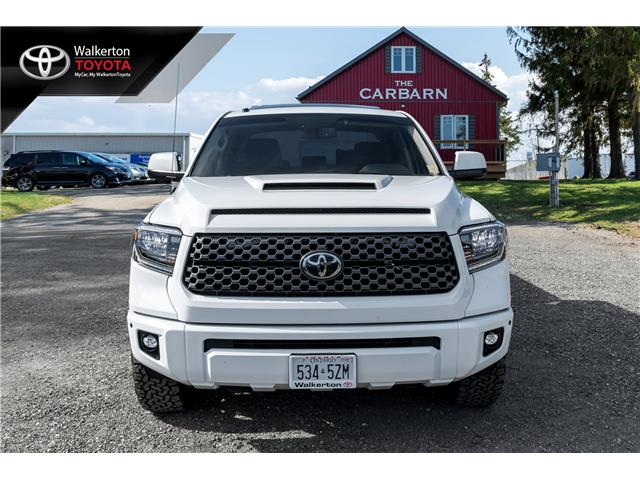 2018 Toyota Tundra SR5 Plus 5.7L V8 (Stk: 18217) in Walkerton - Image 2 of 24